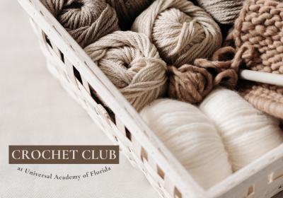 Crochet Club (Grades 6-12) - October 2021