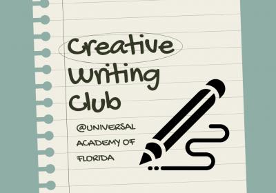 Creative Writing (Grades 8-12) - October 2021