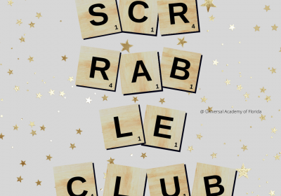 Scrabble/ASL Club (Grades K-5) - October 2021